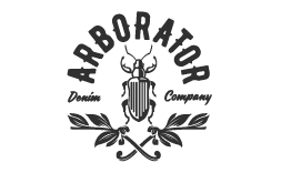 arborator-denim-company-maastricht-haarlem-merken-logo-donker-arborator