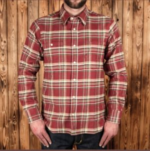 ARBORATOR-SHOP-ONLINE-1937-Roamer-Shirt-oliv-red-Checkered-flannel.jpg