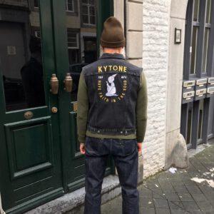 ARBORATOR-shop-online-KYTONE-Black-Denim-Vest