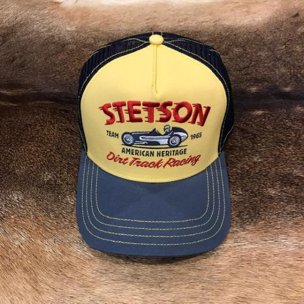 ARBORATOR-shop-online-Stetson-Trucker-Cap-Dirt-Track-Racing