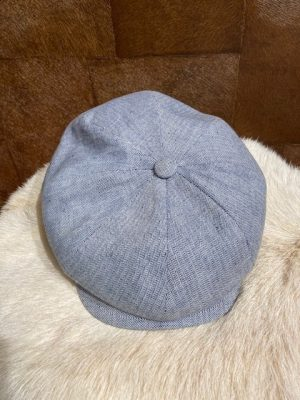ARBORATOR-shop-online-Arborator-Newsboy-Cap-Limited-light-blue
