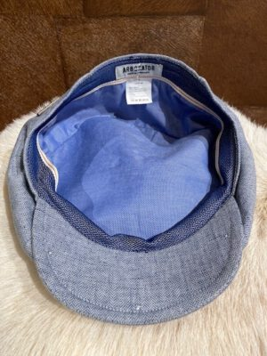 ARBORATOR-shop-online-Arborator-Newsboy-Cap-Limited-light-blue.